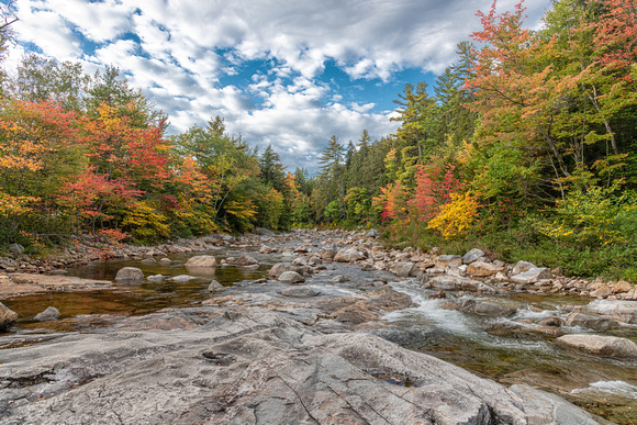 Early Fall, Rocky Gorge, 2019