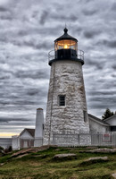 Pemaquid Point Lighthouse,Maine