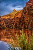Sunrise, Colorado River, Grand Canyon