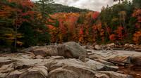 Lower Falls, Kancamangus Highway, White Mountains, NH