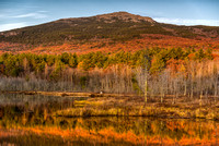 Late Fall 2016, Mt. Monadnock and Perkins Pond, Jaffrey, NH